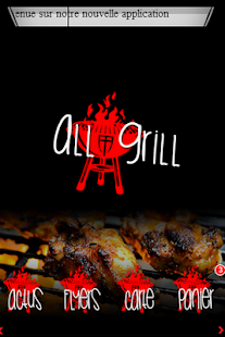 All Grill - screenshot
