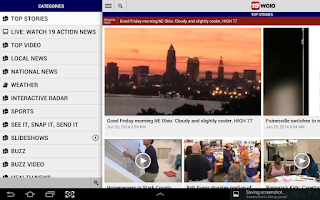 Screenshot of WOIO 19 News