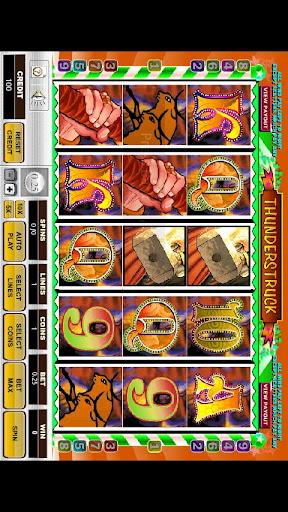 Thor's Slots Of Thunder Vegas