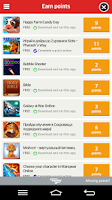 Screenshot of Discounter - easy to earn