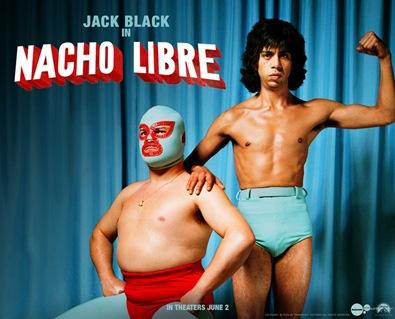 Nacho Libre e Esqueleto