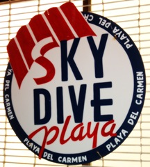Skydive Playa - Vou ser cliente habitual!