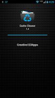 Screenshot of Cache Cleaner
