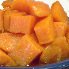 Kentucky Bourbon Sweet Potatoes