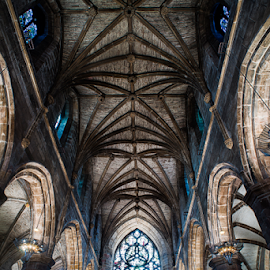 Cathedral x2 by Don Alexander Lumsden - Buildings & Architecture Places of Worship (  )