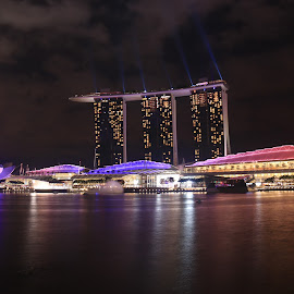 Colorful MBS  by Michael Loi - Novices Only Landscapes ( colorful, mbs, night, sg )