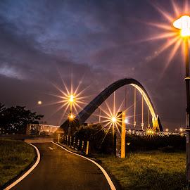 City Park by Gary Lu - City,  Street & Park  City Parks ( city park )