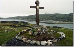 Поклонный Крест, Порт-Владимир, Мурманская область