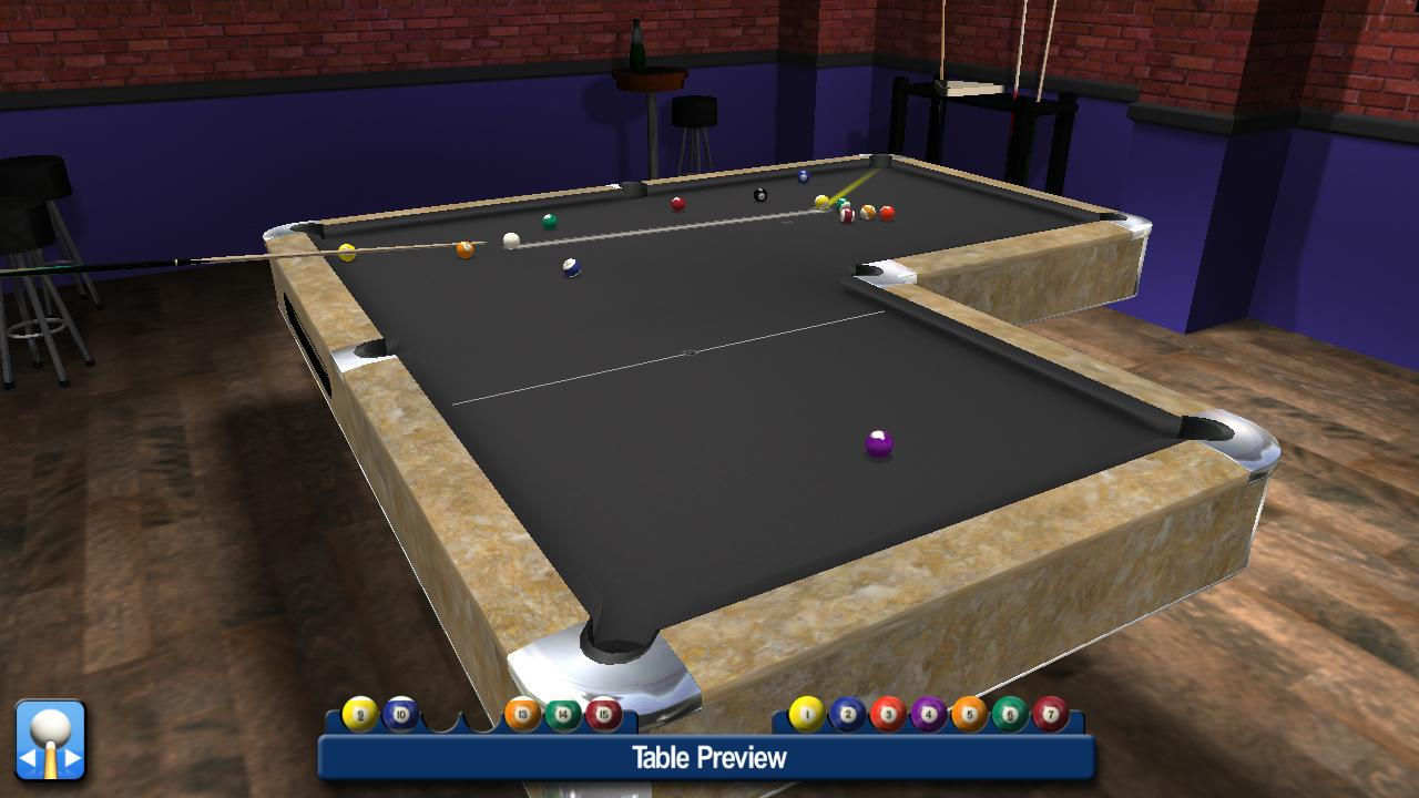 Pro Pool 2015 Screenshot 13