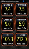 Screenshot of Torque Pro (OBD 2 & Car)