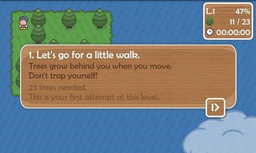 【免費解謎App】The Forest Maker Trial Version-APP點子
