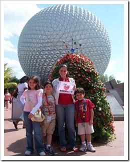 Saludo desde Disney