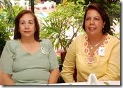 Luz Mireya y Tania