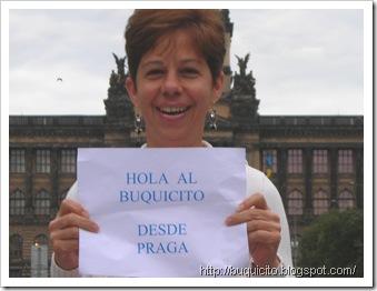 Gianna desde Praga