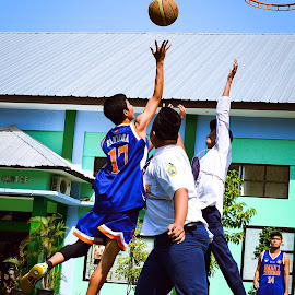 by Muhammad Nasrul Khaeruddin - Sports & Fitness Basketball