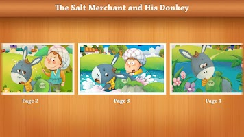 Screenshot of The Salt Merchant & His Donkey