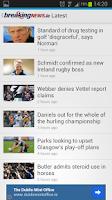 Screenshot of BreakingNews.ie