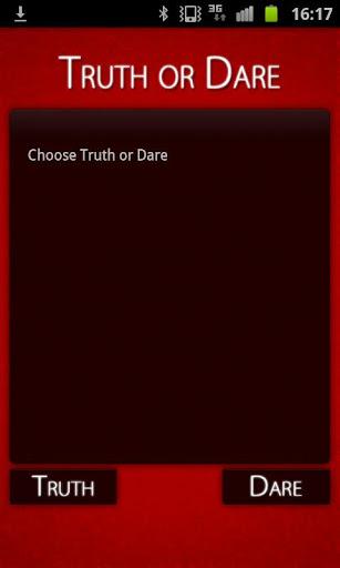 Truth or dare - lite