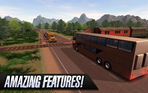 Bus Simulator 2015 apk screenshot