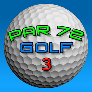 Cover art Par 72 Golf HD