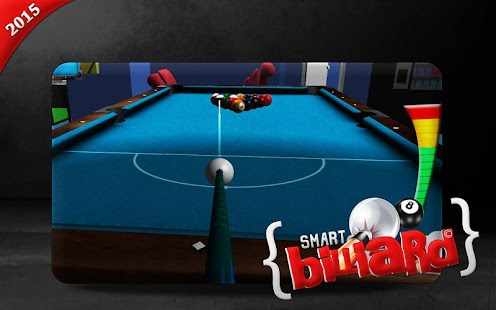 Smart Billiard - screenshot