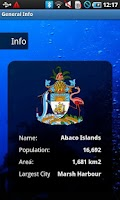 Screenshot of Abaco Bahamas Travel Guide