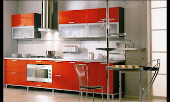 Screenshot of Kitchen Design