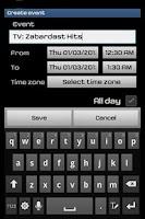 Screenshot of nexGTv+ for MTNL Mumbai users