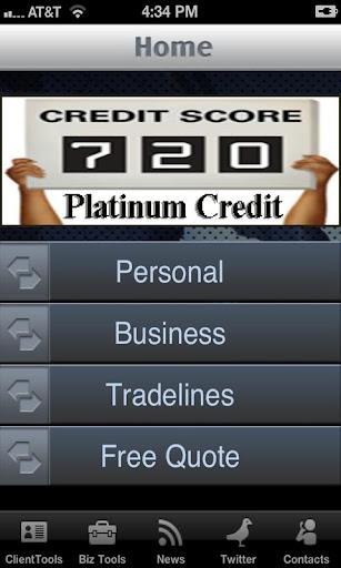 Platinum Credit
