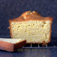 Lighter, Airy Pound Cake