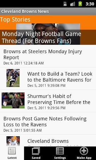 Cleveland Browns News NFL