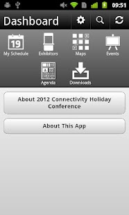 2012 Connectivity Holiday Con. - screenshot
