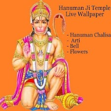 Hanuman JI TempleLiveWallpaper