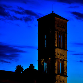 Bell Tower St Stephen's Cathedral Hvar by overU Vigilans - Buildings & Architecture Public & Historical