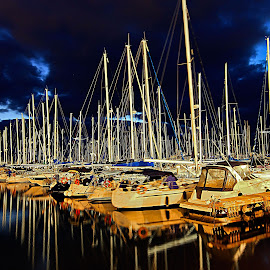 HERZLIYA by JOel Adolfo - Transportation Boats ( transportation )