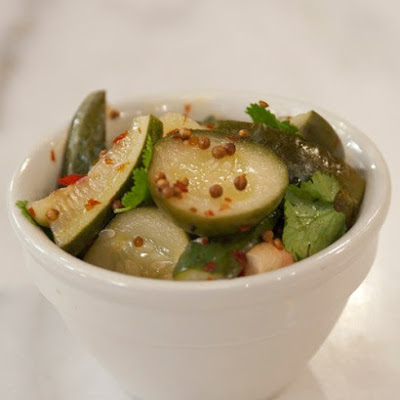 Cucumber and Radish Pickles