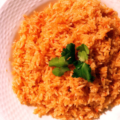 The Best Homemade Mexican Rice