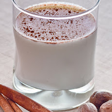 Spiced Rum Milk Punch