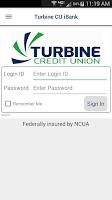 Screenshot of Turbine CU iBank