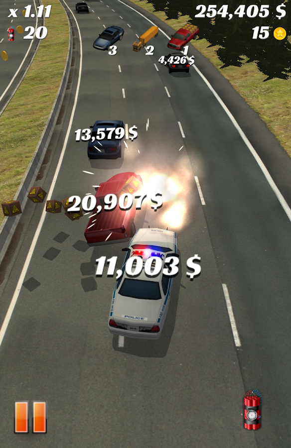 Highway Crash Derby Screenshot 8