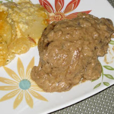 Kittencal's Salisbury Steak