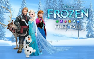 Screenshot of Frozen Free Fall