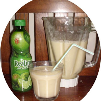 Rise and Shine Bananarita Smoothie