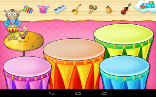 Screenshot of 123 Kids Fun MUSIC