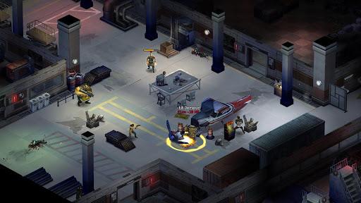 Shadowrun Returns - screenshot