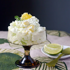 Fresh Lime & Pineapple Fluff