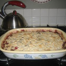 Wendy's Easy Blackberry Cobbler
