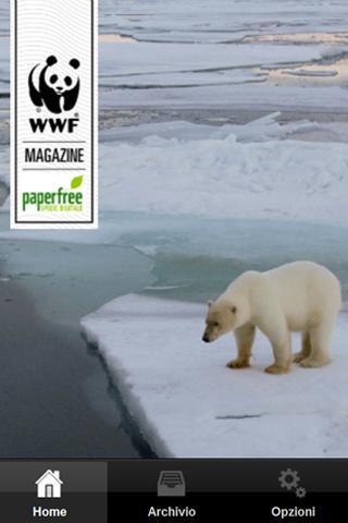 WWF Panda Magazine