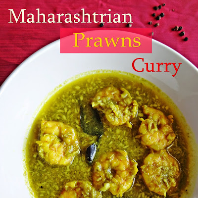 Maharashtrian Prawns Curry