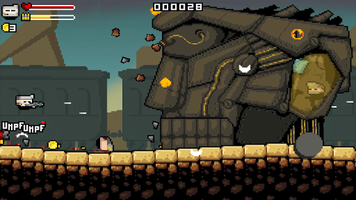 Gunslugs 2 - screenshot